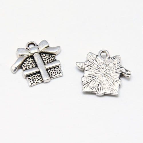 Gift/Present Charms (4)